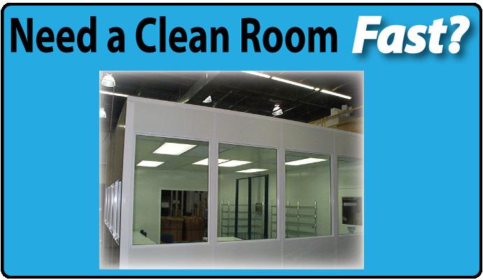 Modular Buildings Clean Rooms
