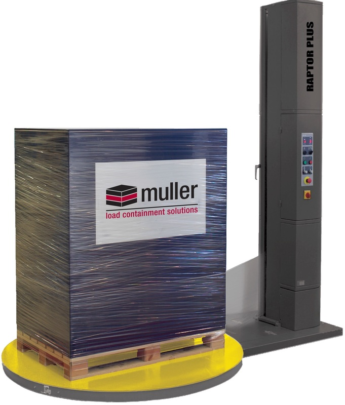 Stretch Wrap Machine for Pallets
