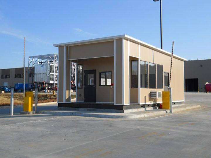 Guard Booths: Highest Quality in Structure and Design