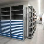 Automotive Modular Drawers for Shelves