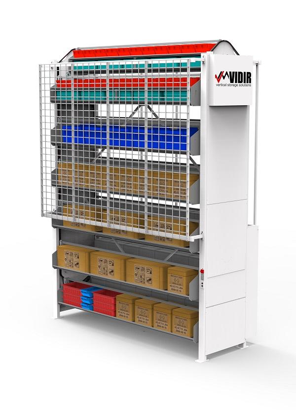 Vertical Storage Carousels