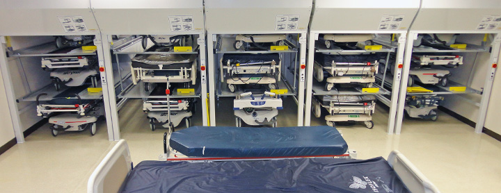 Healthcare Bed Lifts