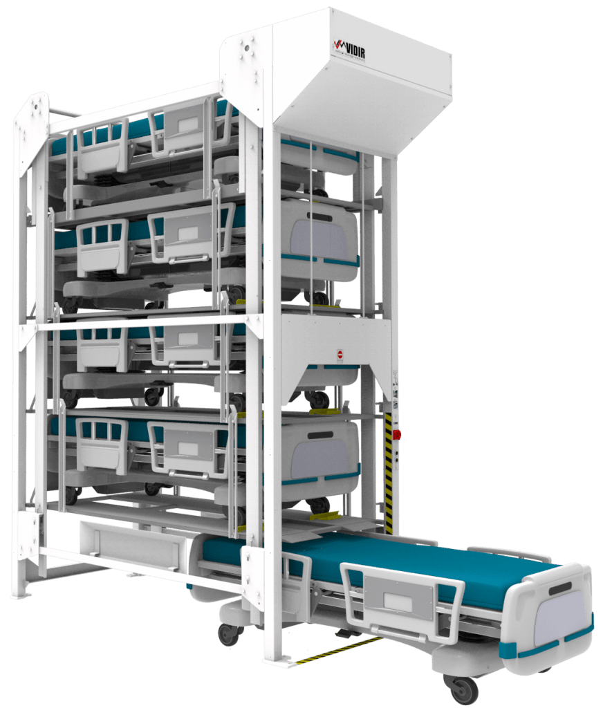 Healthcare Bed Lifts N