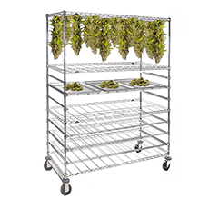 Wire Carts for Cannabis