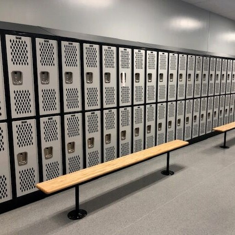 Lockers for Weed Growers Locker Room