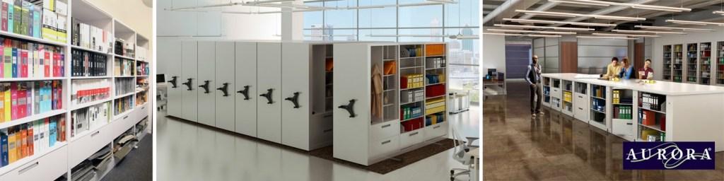 Aurora Storage Systems