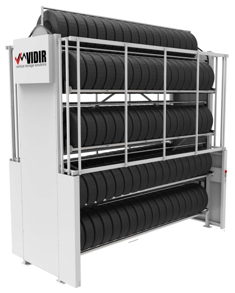 automotive storage Tire Storage Systems