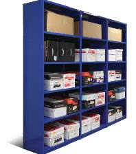 Filing & Shelving