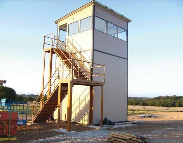 Mezzanine Range Towers
