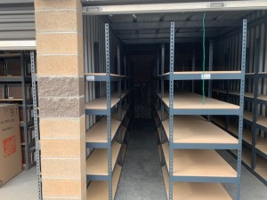 Archive Shelving for Law Firms
