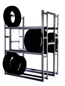 BASC Allstor Tire Shelving