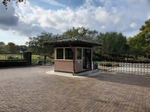 Guard House in Florida