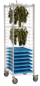 Metro Wire Shelving to Grow Weed