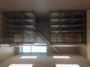 Mobile Shelving For Lab Instruments at Community College