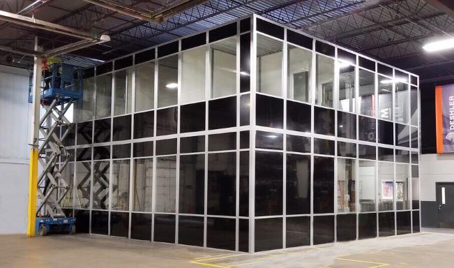 Panel Built Modular Offices