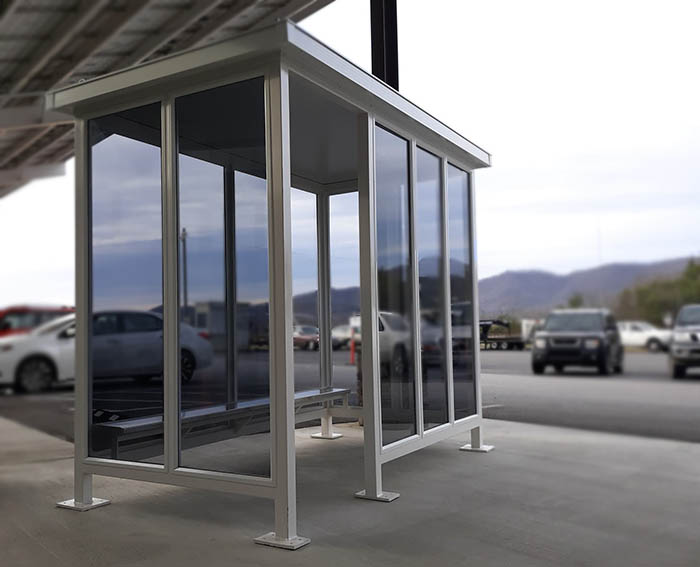 Panel Built Shelters