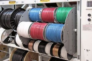 Vidir Wire Carousel Spinner Spool