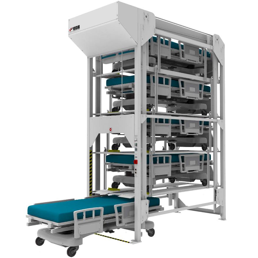 Vidir Hospital Bedlifts