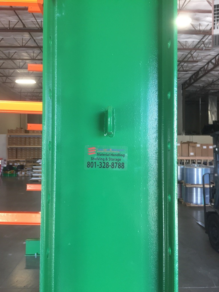Cantilever Pallet Rack for Roofing Supplies