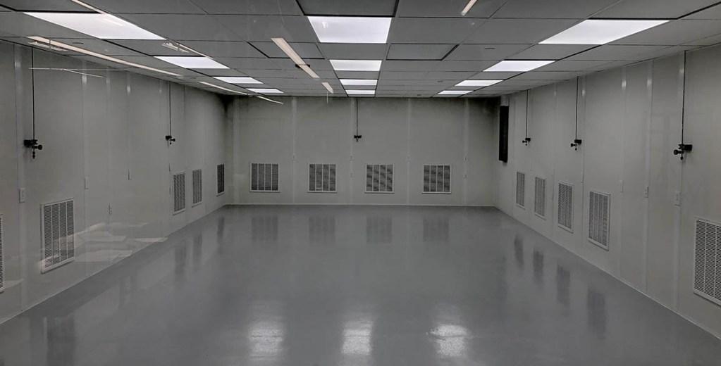 Clean Room Modular