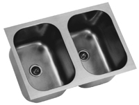 Eagle Drop In Stainless Steel Lab Sinks