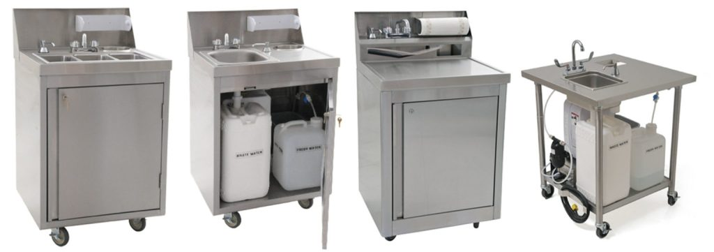 Eagle Portable Lab Sinks