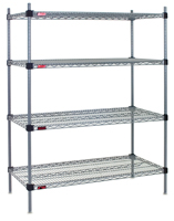 Eagle Wire Lab Shelving