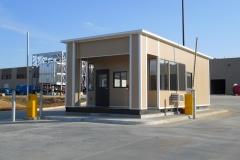Guard Shacks for Manufacturing Facilities