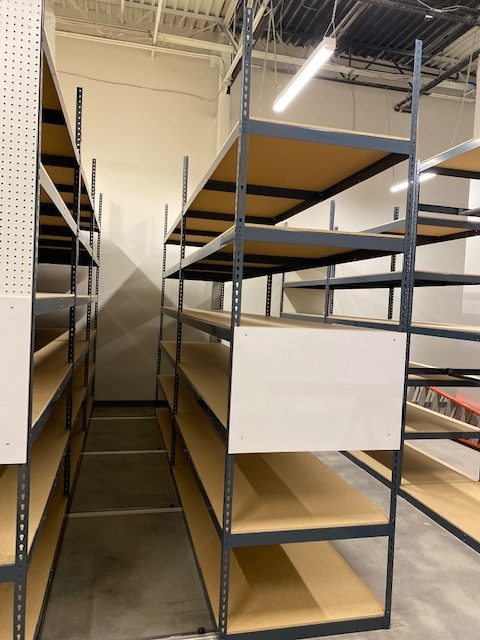 Mobile Shelving for Retail Stores