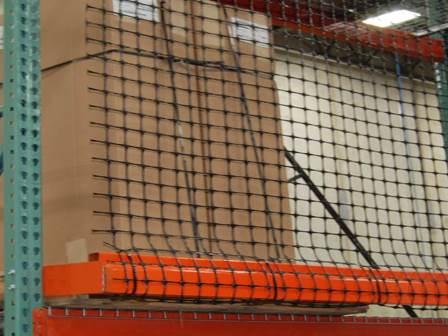 Pallet Rack Netting