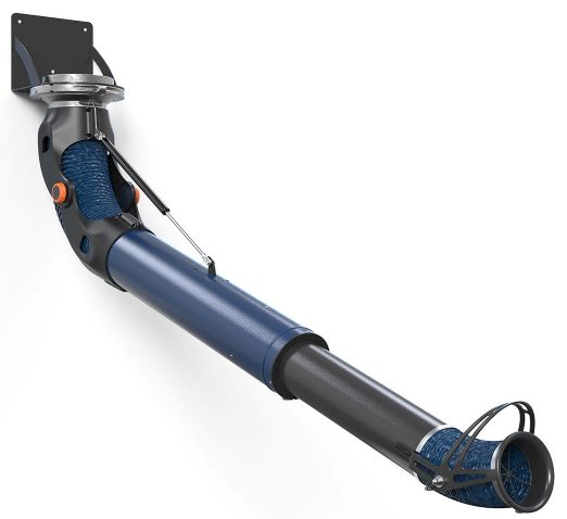 Movex Industrial Fume Extraction Arms