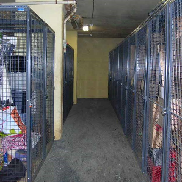 WireCrafters Tenant Lockers
