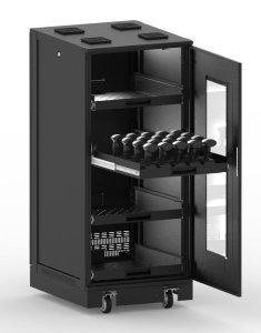 Hive-Locking-Charging Cabinet
