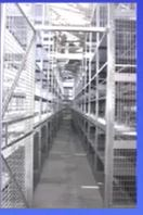 Mobile Media Mobile Shelving Security Fencing