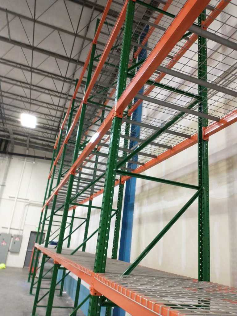 Pallet Rack for Pest Control Company