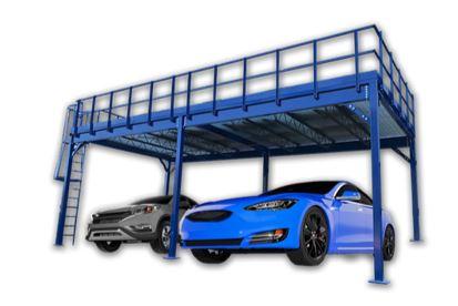 Panel Built Car Condo Platforms