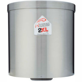 2 Xl Corporation 2XL GymWipes/CareWipes Stainless Steel Wall Mount – 2XL-70