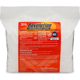 2 Xl Corporation 2XL Corporation Revolution Disinfecting Wipes – 216 Sheets/Bag, 4 Bags/Case